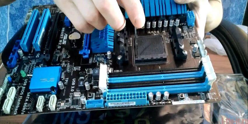 Как собрать компьютер самому