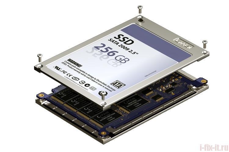как восстановить SSD