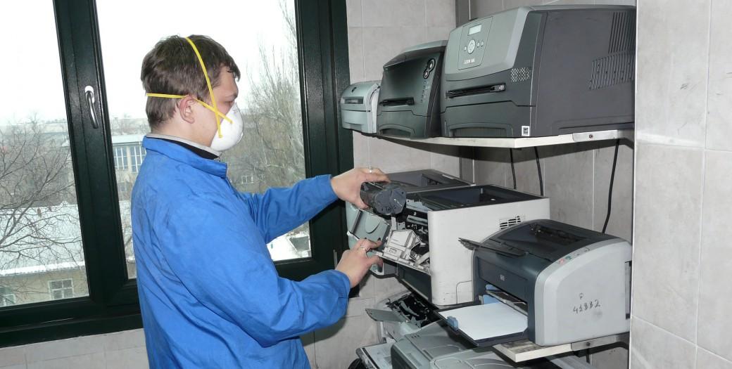 Как выбрать мастерскую для ремонта принтера