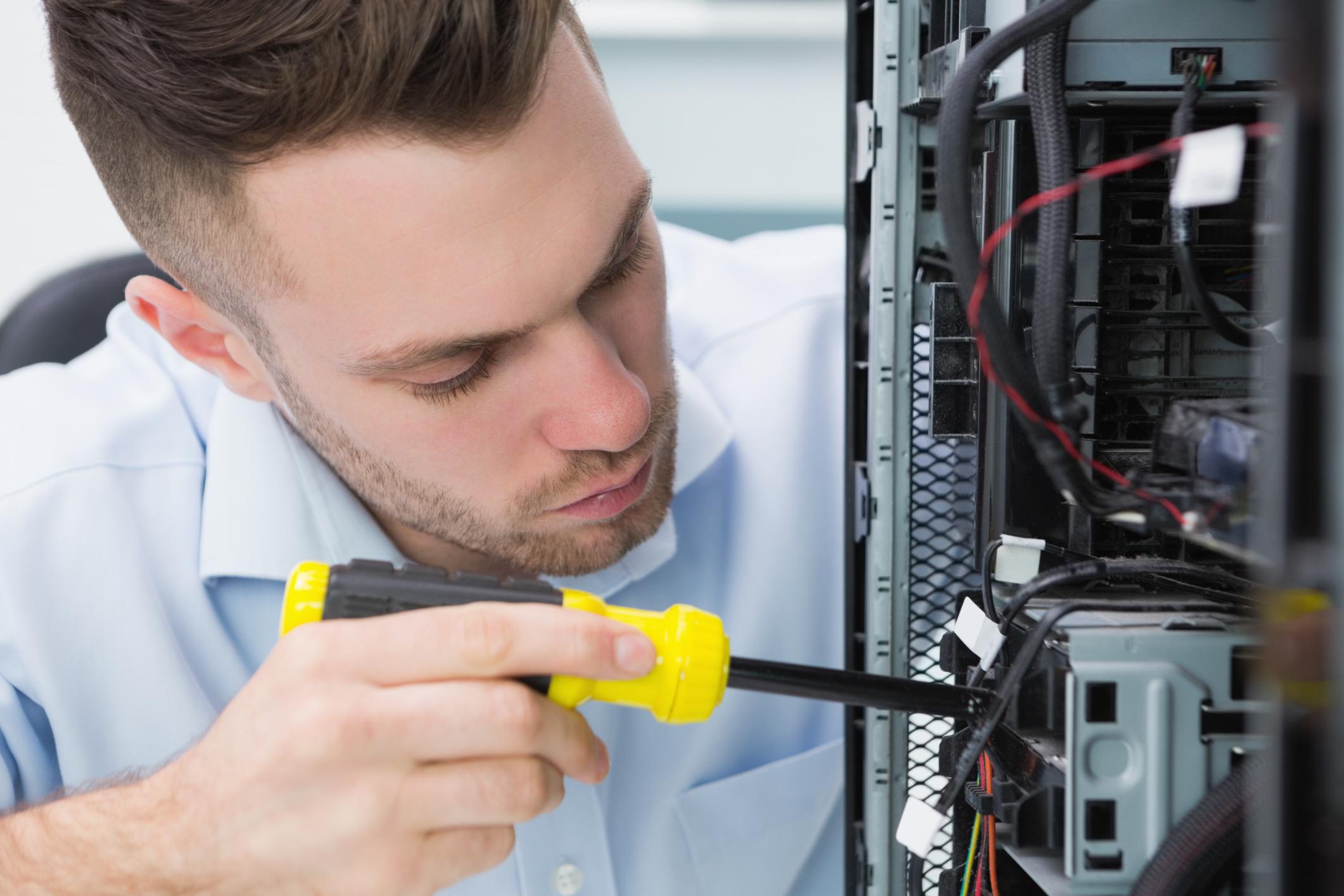 Мастер по ремонту компьютеров как правильно выбрать
