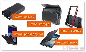 Виды чехлов для смартфонов