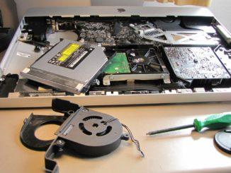 ремонт макбука
