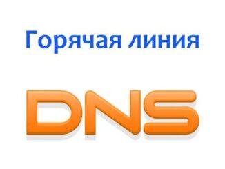 Горячая линия DNS
