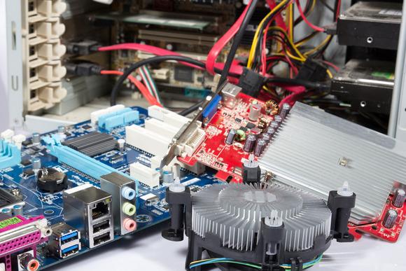 Настольный компьютер. Улучшение свойств.